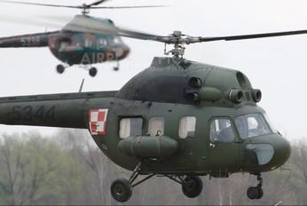 5344 - Poland - Air Force Mil Mi-2