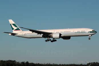 B-KPE - Cathay Pacific Boeing 777-300ER