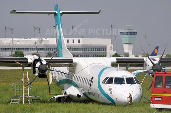 I-ADCD - Air Dolomiti ATR 72 (all models)