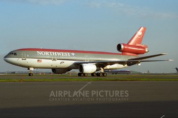 N156US - Northwest Airlines McDonnell Douglas DC-10-40