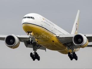V8-BLD - Royal Brunei Airlines Boeing 777-200ER