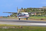 Skyway Short 360 crashed just after take off from Princess Juliana Airport - SXM title=