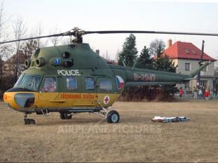 B-2047 - Czech Republic - Police Mil Mi-2