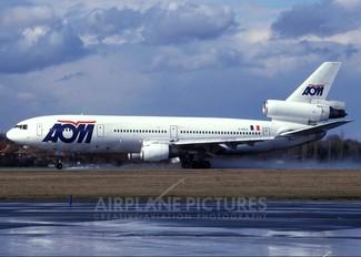 F-GTLY - AOM McDonnell Douglas DC-10-30