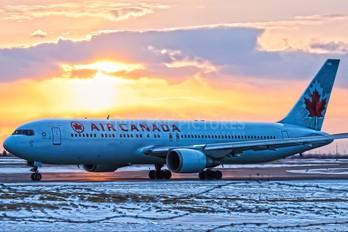 C-GHLA - Air Canada Boeing 767-300ER