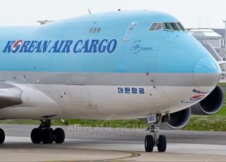 HL7462 - Korean Air Cargo Boeing 747-400F, ERF