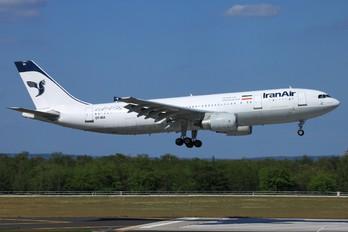 EP-IBA - Iran Air Airbus A300