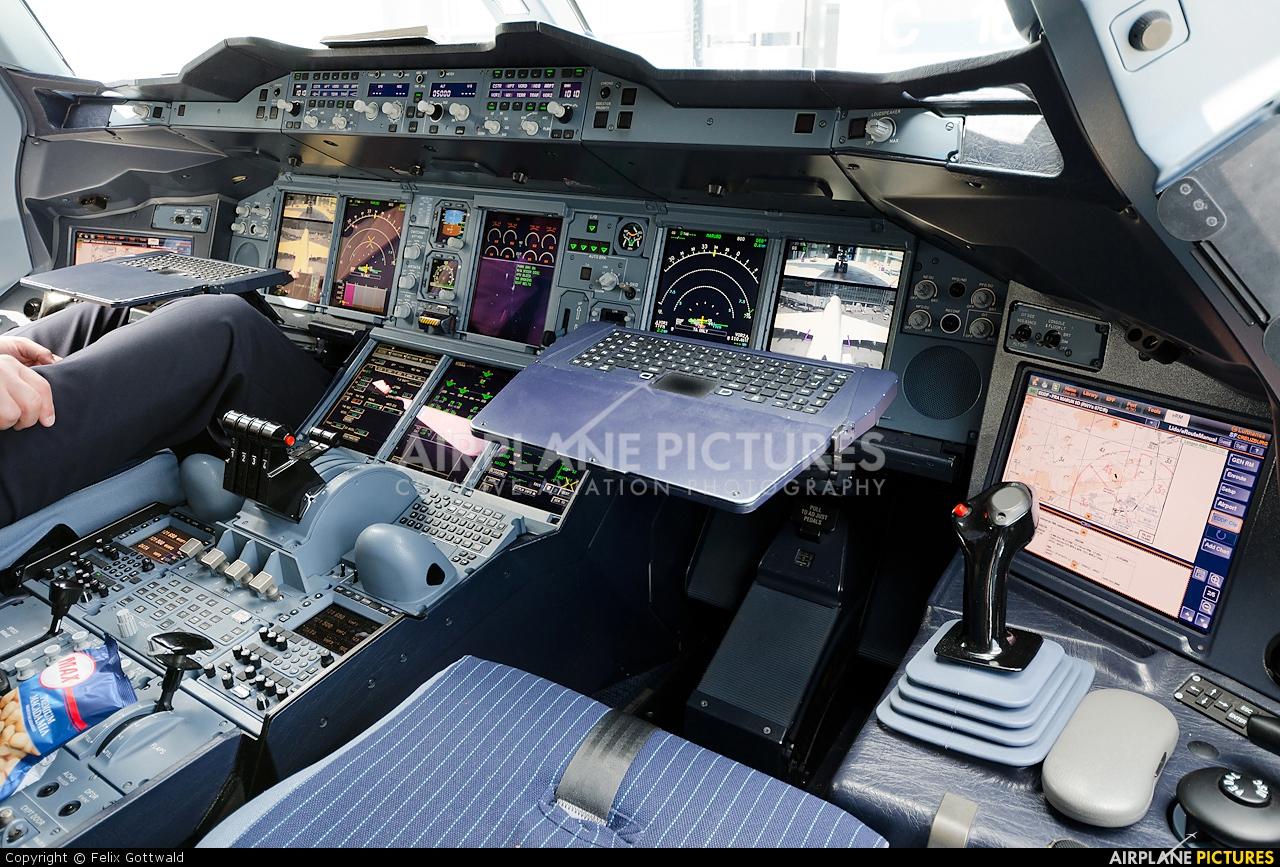 Lufthansa D-AIMG aircraft at Frankfurt