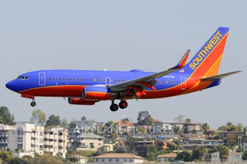 N460WN - Southwest Airlines Boeing 737-700