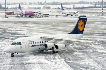 D-AVRR - Lufthansa Regional - CityLine British Aerospace BAe 146-200/Avro RJ85