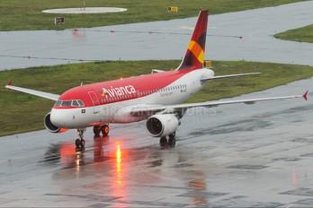 PR-AVC - Avianca Brasil Airbus A319