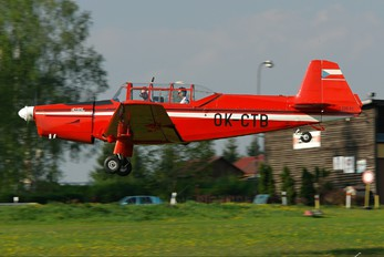 OK-CTB - Private Zlín Aircraft Z-226 (all models)