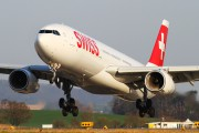 HB-JHL - Swiss Airbus A330-300 aircraft