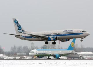 VQ-BFR - Moskovia Airlines Boeing 737-800