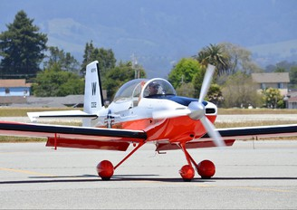 N19VK - Private Vans RV-8A