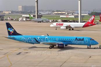 PR-AYY - Azul Linhas Aéreas Embraer ERJ-195 (190-200)