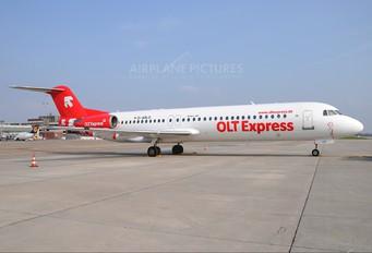 D-AOLG - OLT Express Fokker 100
