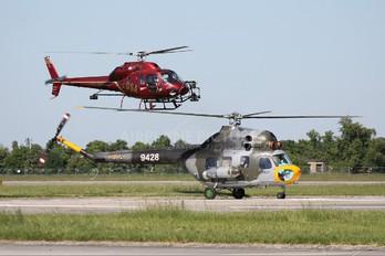 9428 - Czech - Air Force Mil Mi-2