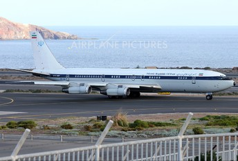 EP-AJE - Iran - Government Boeing 707-300