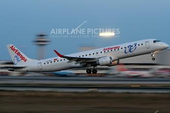 EC-KRJ - Air Europa Embraer ERJ-195 (190-200)