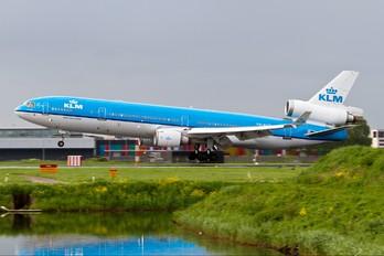 PH-KCF - KLM McDonnell Douglas MD-11