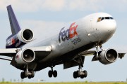 N603FE - FedEx Federal Express McDonnell Douglas MD-11F aircraft