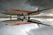 EC-HTB - Iberia Airbus A320 aircraft