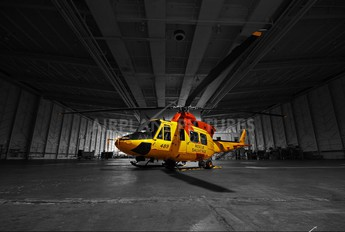 146489 - Canada - Air Force Bell 412CF CH-146 Griffon