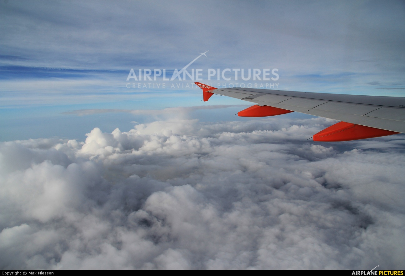 easyJet G-EZIW aircraft at In Flight - Germany