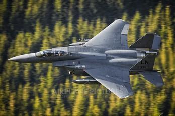 91-0331 - USA - Air Force McDonnell Douglas F-15E Strike Eagle