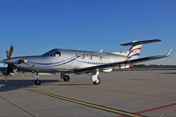 HB-FPR - Private Pilatus PC-12