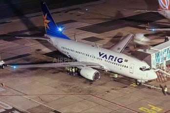PR-VBP - VARIG Boeing 737-700