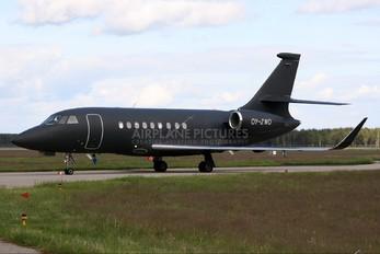 OY-ZWO - Air Alsie Dassault Falcon 2000LX