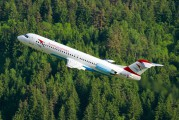OE-LVC - Austrian Airlines/Arrows/Tyrolean Fokker 100 aircraft