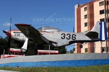 336 - Guatemala - Air Force North American P-51C Mustang