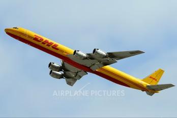 N805DH - DHL Cargo Douglas DC-8-73F