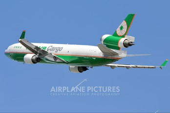 B-16112 - EVA Air Cargo McDonnell Douglas MD-11F