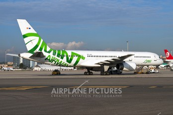 EC-LHL - Mint Airways Boeing 757-200