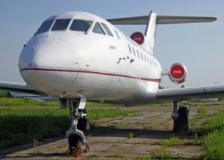 RA-88298 - Aeroflot Yakovlev Yak-40