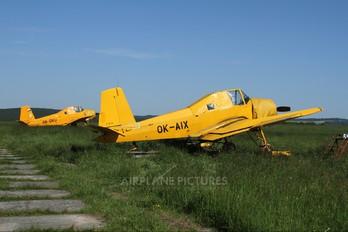 OK-AIX - Private Zlín Aircraft Z-37A Čmelák