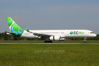 HB-JJD - Equatorial Congo Airlines Boeing 757-200WL