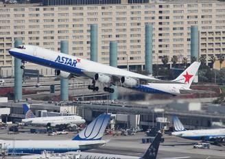 N873SJ - Astar Air Cargo Douglas DC-8