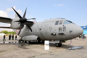2704 - Romania - Air Force Alenia Aermacchi C-27J Spartan