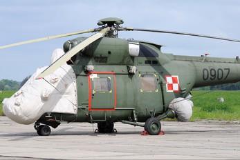0907 - Poland - Army PZL W-3RR Procjon