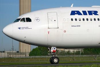 F-GZCM - Air France Airbus A330-200