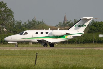 M-MHDH - Private Cessna 510 Citation Mustang