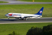 OK-TVD - Travel Service Boeing 737-800 aircraft