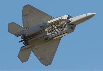 08-4154 - USA - Air Force Lockheed Martin F-22A Raptor