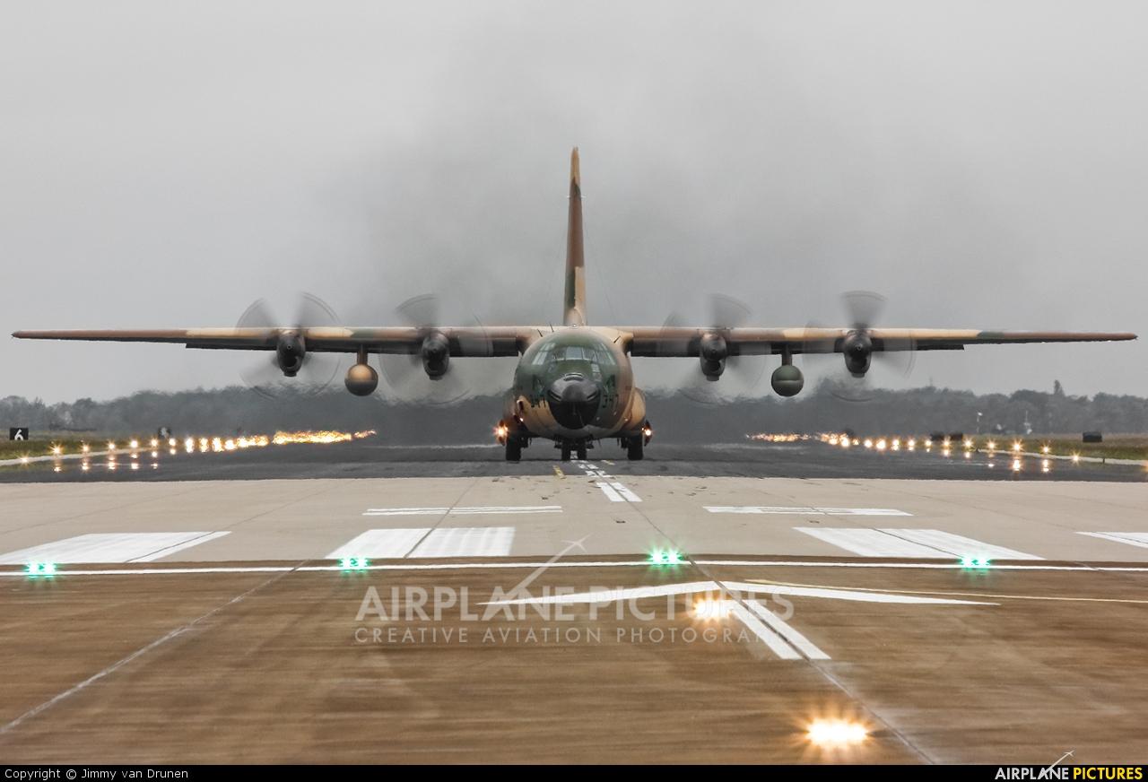 Jordan - Air Force 347 aircraft at Gilze-Rijen
