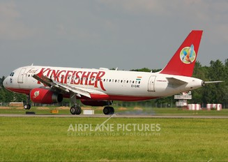 EI-EWE - Kingfisher Airlines Airbus A320